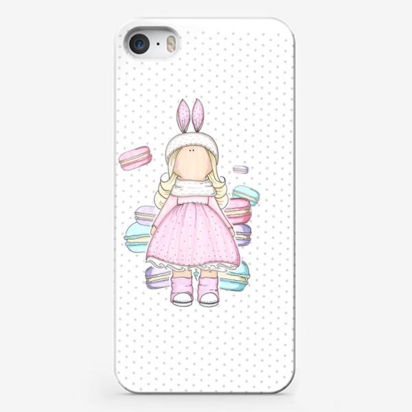 Чехол iPhone «Sweet Doll »