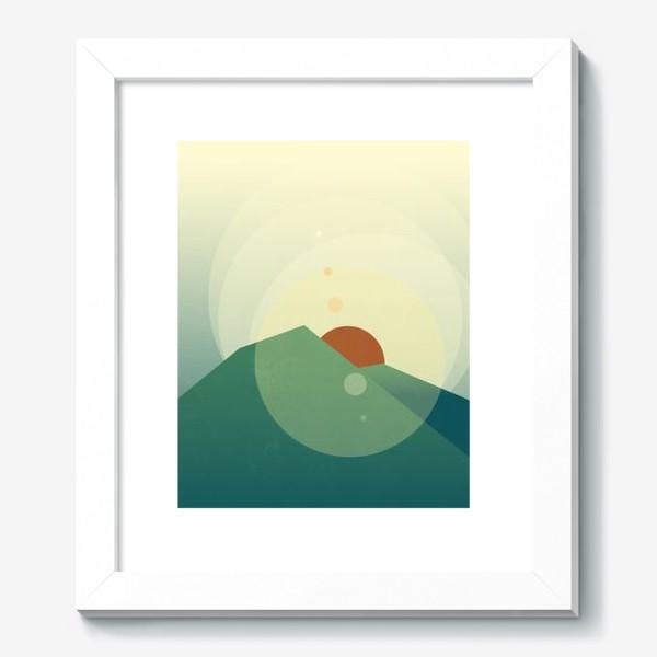 Картина «Луч солнца золотого»