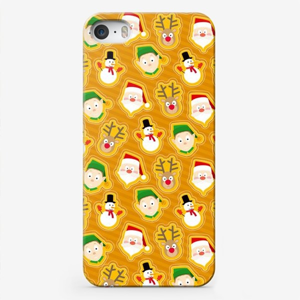 Чехол iPhone «Christmas vol.2»