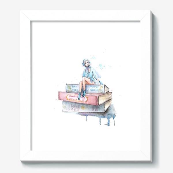 Картина «Снежная фея»