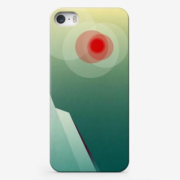 Чехол iPhone «Морозное утро»