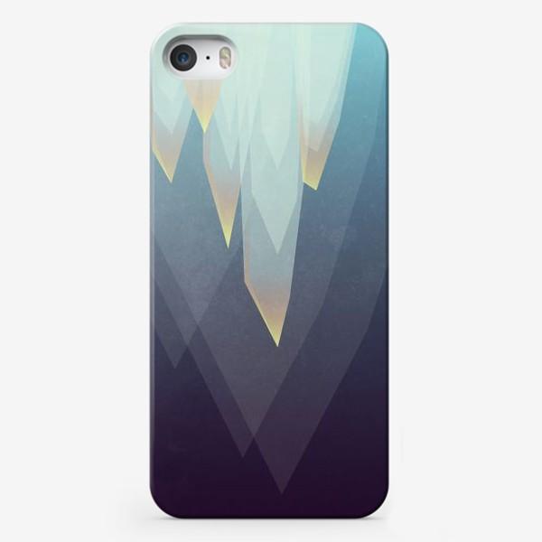 Чехол iPhone «Бледный огонь»