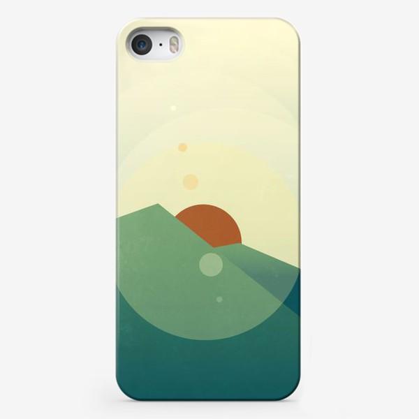 Чехол iPhone «Луч солнца золотого»