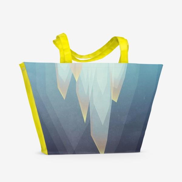Пляжная сумка «Бледный огонь»