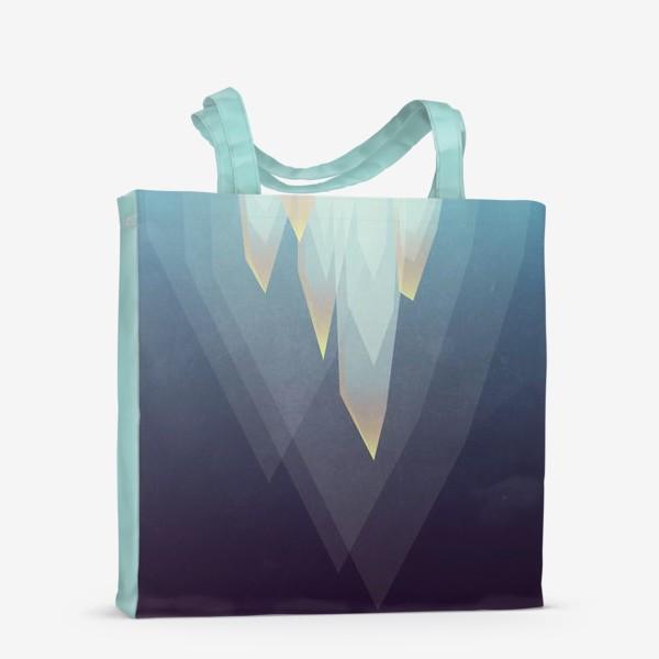 Сумка-шоппер «Бледный огонь»