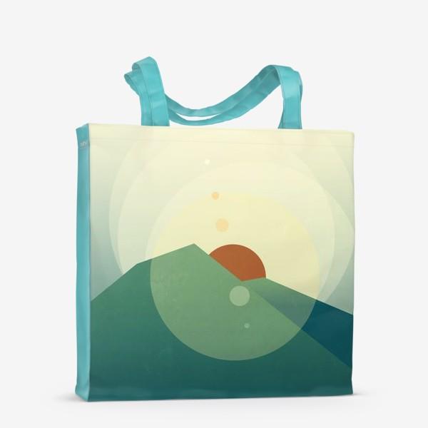 Сумка-шоппер «Луч солнца золотого»
