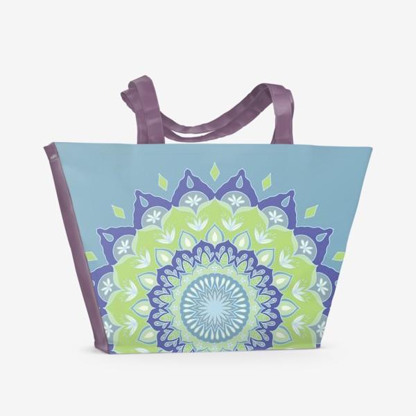 Пляжная сумка «Удача»