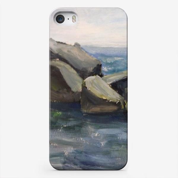 Чехол iPhone «Крым»