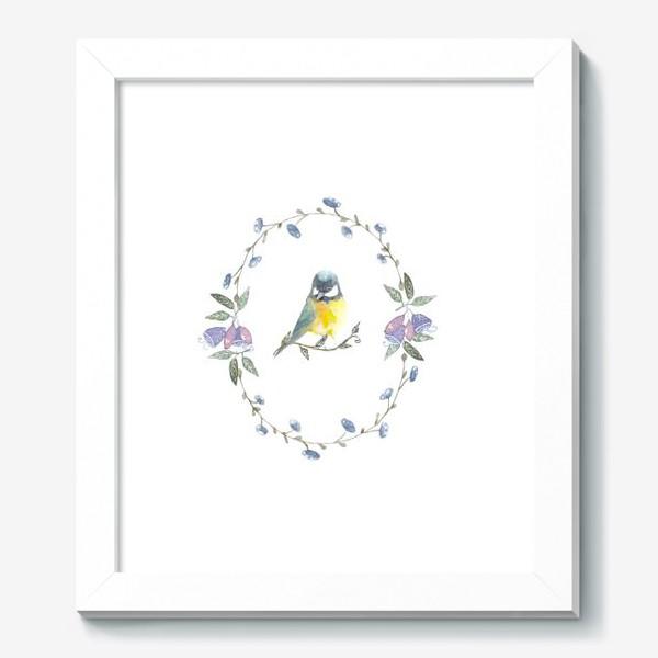 Картина «Птичка »