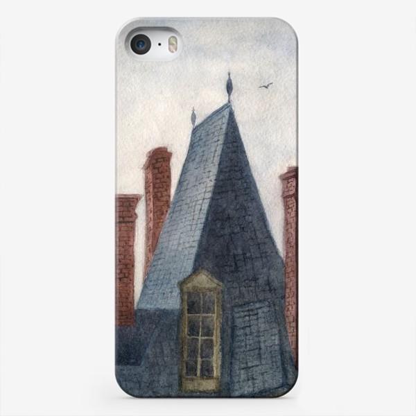 Чехол iPhone «Фонтенбло»