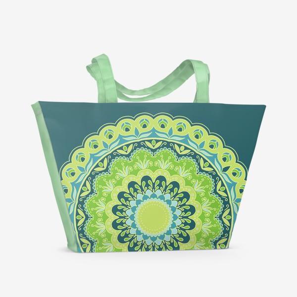 Пляжная сумка «Энергия»