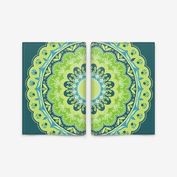 Обложка для паспорта «Энергия»