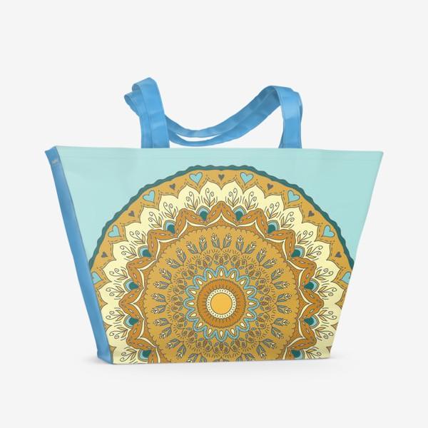 Пляжная сумка «Благодарность»