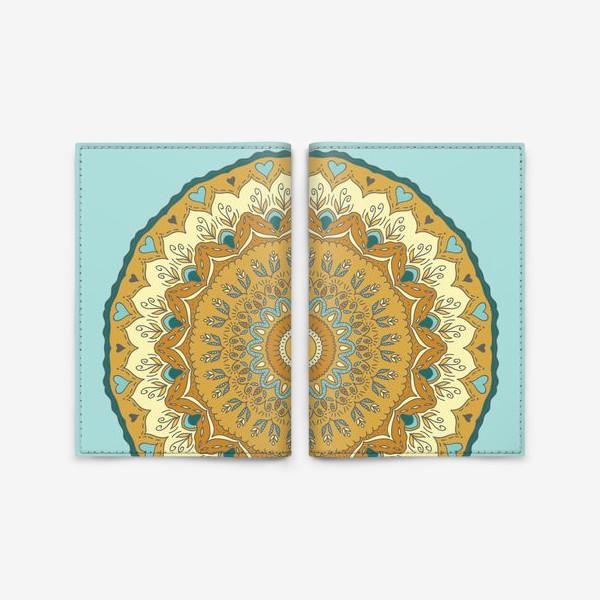 Обложка для паспорта «Благодарность»