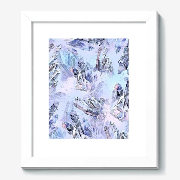 Картина «Кристалы»