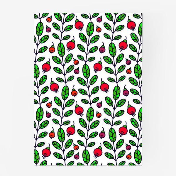 Постер «Красные ягоды»