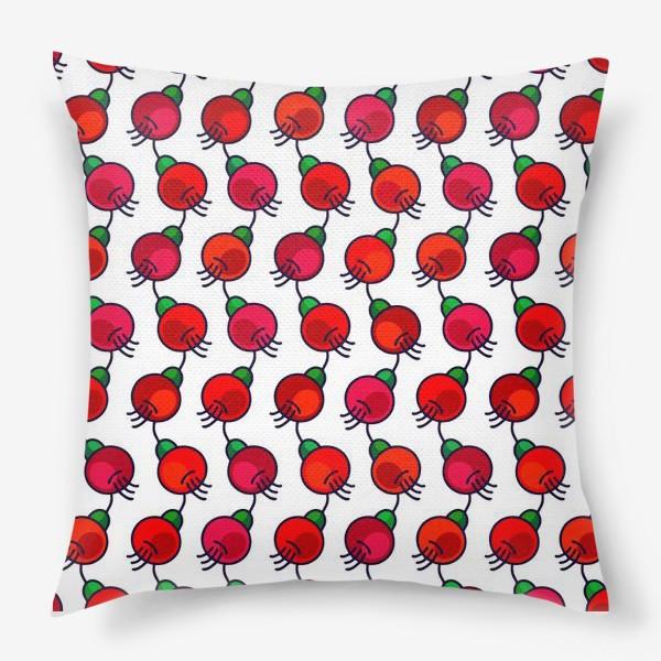 Подушка «Ягодопад»