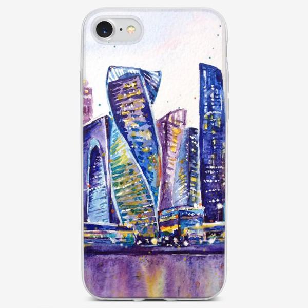 Чехол iPhone «Moscow»