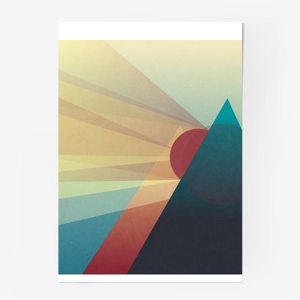Постер «Теплый вечер»