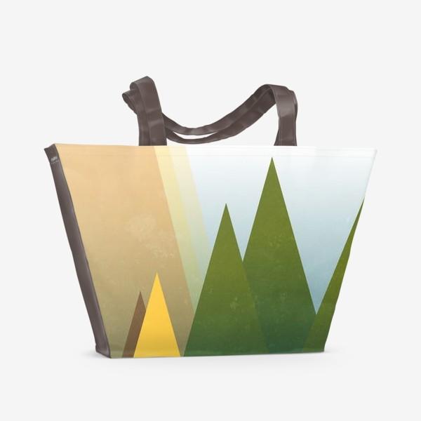 Пляжная сумка « Макушка лета»