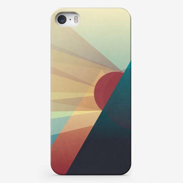 Чехол iPhone «Теплый вечер»