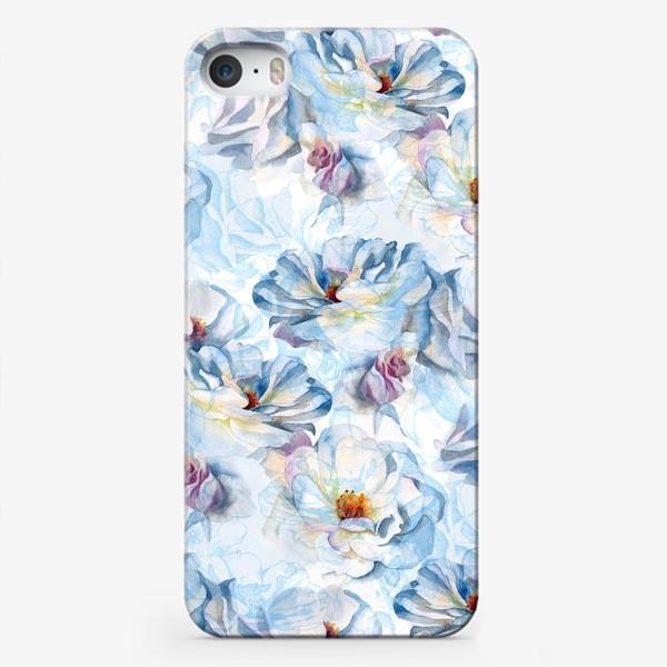 Чехол iPhone «Розы нежность»