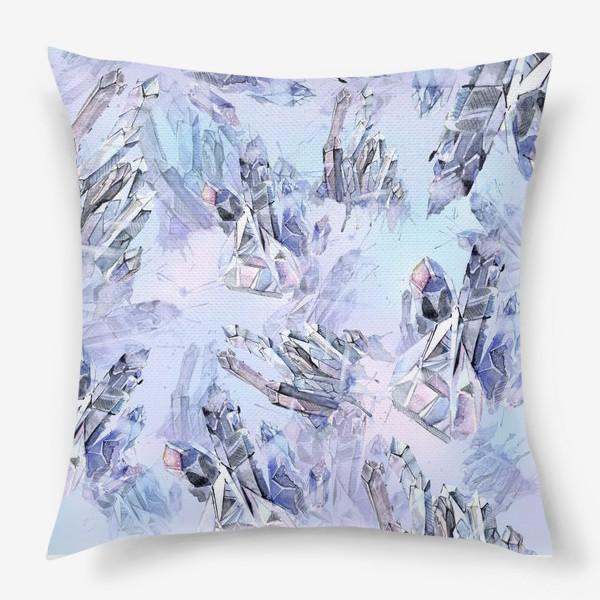 Подушка «Кристалы»