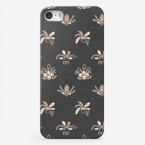 Чехол iPhone «Christmas Collection. Decoration.»