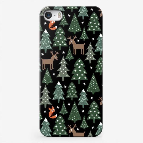 Чехол iPhone «Сказочный лес»