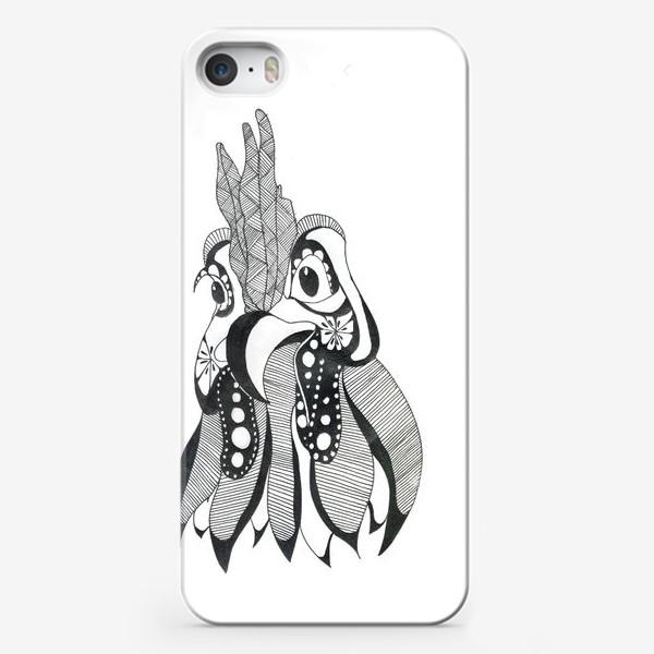 Чехол iPhone «Курочка»