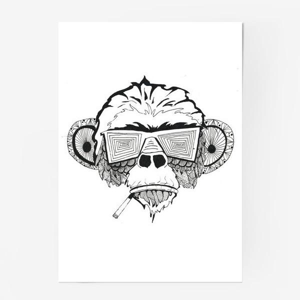Постер «Monkey»