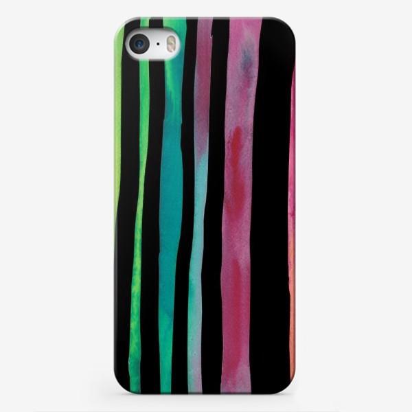 Чехол iPhone «Полосатость»