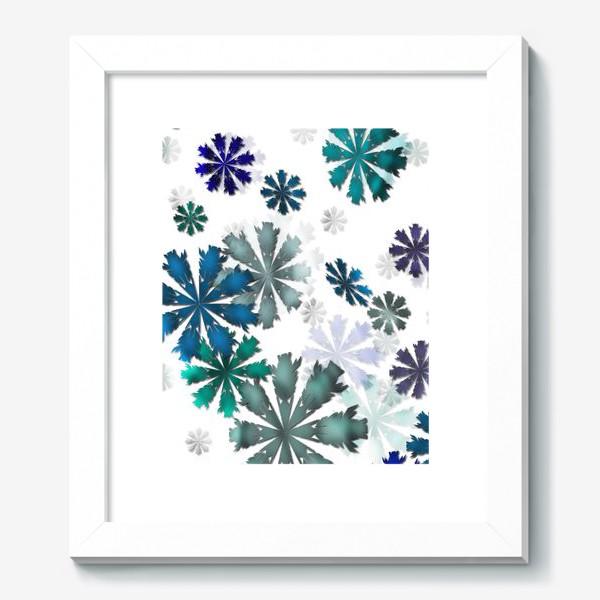 Картина «Let it snow»