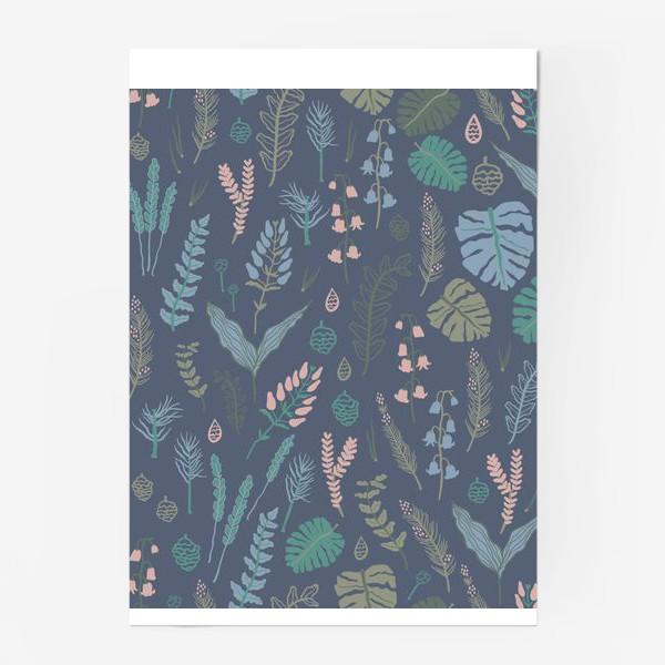 Постер «Лесные сны»