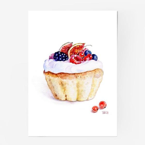 Постер «Кекс»