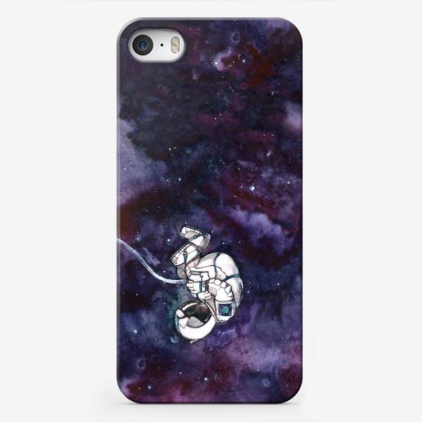 Чехол iPhone «Space generation»