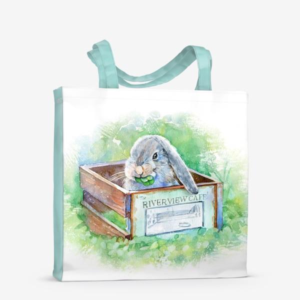 Сумка-шоппер «Кролик»