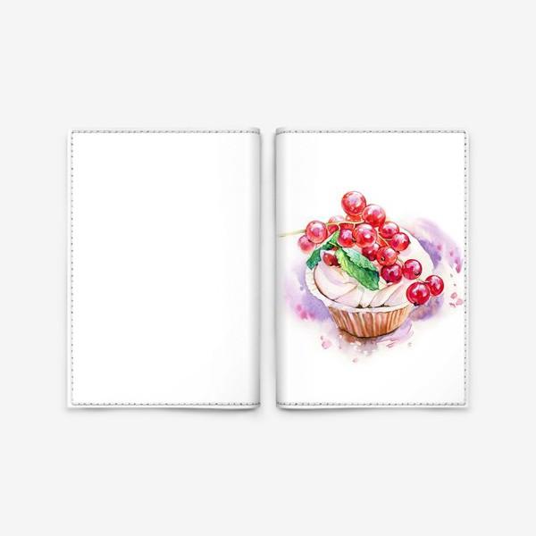 Обложка для паспорта «Кислица»