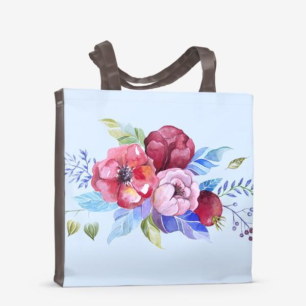 Сумка-шоппер «Букет весны »