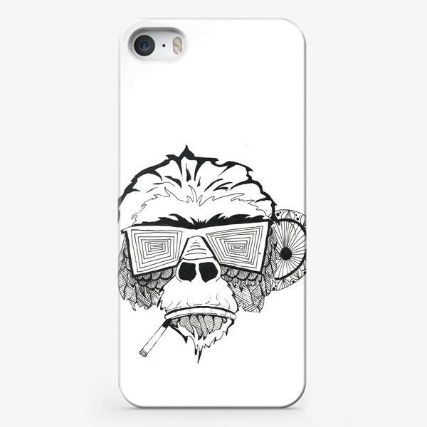 Чехол iPhone «Monkey»