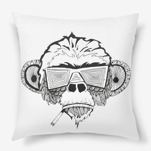 Подушка «Monkey»