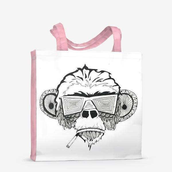 Сумка-шоппер «Monkey»
