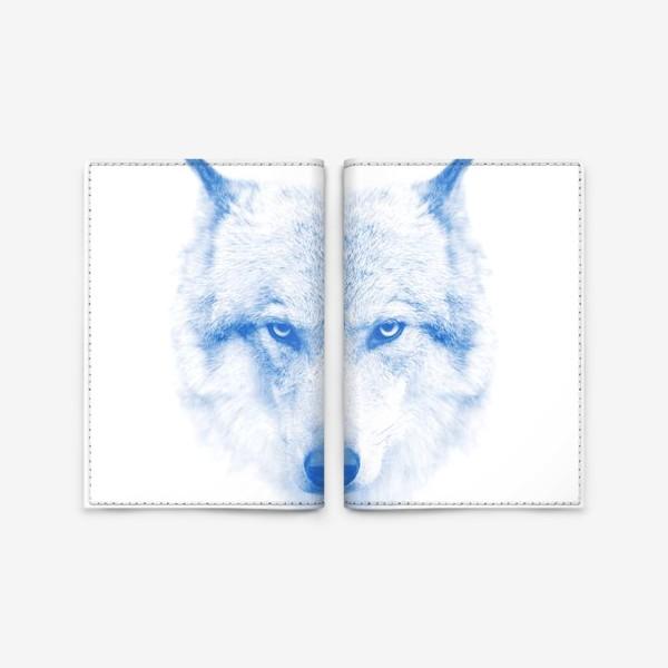 Обложка для паспорта «Wilderness»