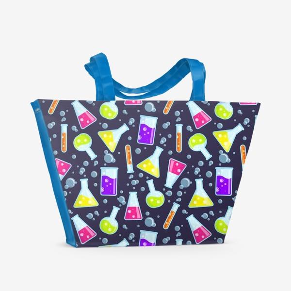 Пляжная сумка «Нахимичили»