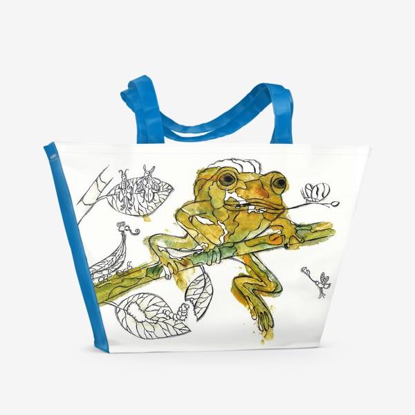 Пляжная сумка «Прынц»