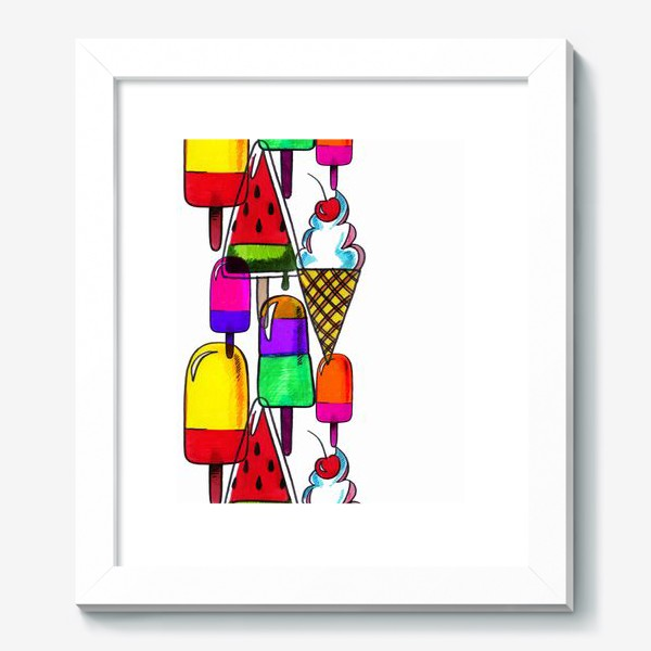 Картина «сладости»
