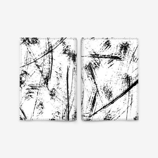 Обложка для паспорта «Grunge Background»