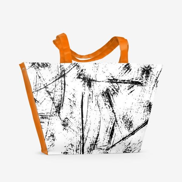 Пляжная сумка «Grunge Background»