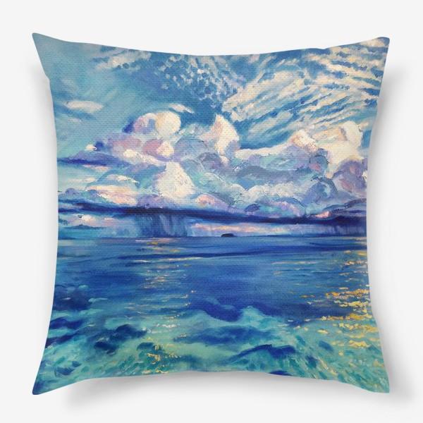 Подушка «Океан»