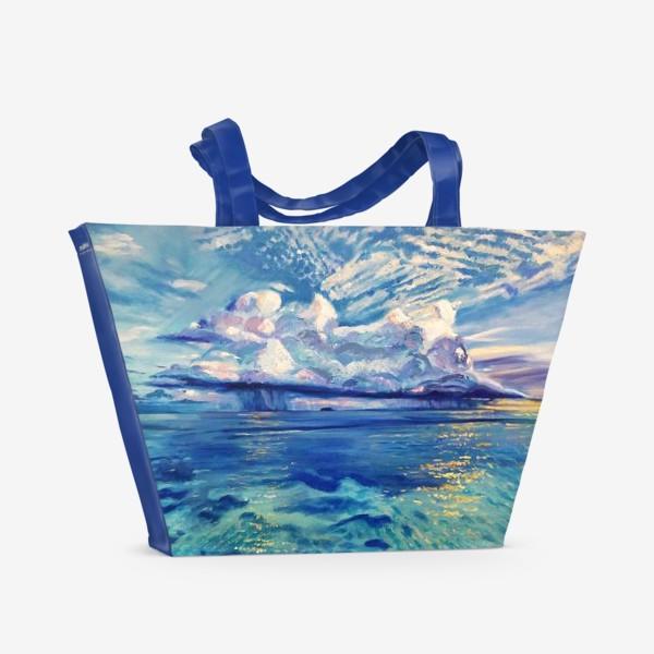 Пляжная сумка «Океан»